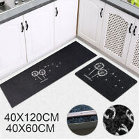 Kitchen Bathroom Non-Slip Carpet Home Decor Fashion Door Entrance Floor Rug