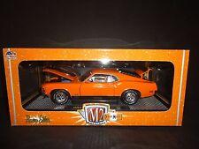 M2 Ford Mustang Mach 1 428 1970 Orange 1/24