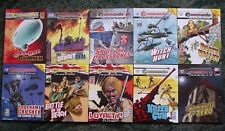 10 X COMMANDO FOR ACTION AND ADVENTURE,WAR COMICS,BULK LOT COLLECTION,4
