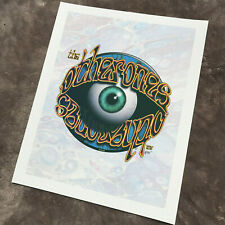 The Other Ones - Summer Tour 1998 Art Print signed (Ap) B.Woodruff