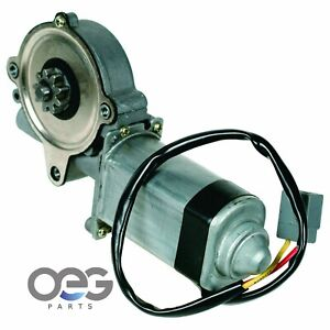 New Power Window Motor For Ford F59 92-94 Front Left & Right, Rear Left & Right