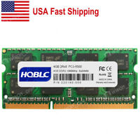 USA 4GB 8GB PC3-8500 DDR3-1066MHz 204 Pin Memory for MacBook Pro iMac Mac MINI
