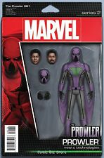 PROWLER #1 (2016) 1ST PRINTING CHRISTOPER ACTION FIGURE VARIANT CLONE CONSPIRACY