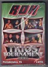 Ring of Honor - Trios Tournament 2005 - Philadelphia, PA - 3.5.05