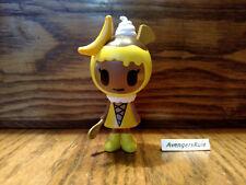 TokiDoki Donutella and Her Sweet Friends Series 2 Vinyl Figures Banana Anna