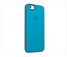 Belkin Grip Candy Protective Case Apple iPhone 5C (Gravel/Reflection)