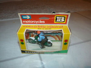 Britains Motorcycles 9691 Greeves Challenger Motorcycle - Boxed