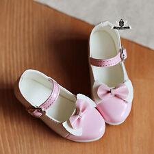1/4 BJD Shoes MSD Supper Dollfie DREAM AOD Dollmore MID DOD SOOM LUTS Pink Shoes
