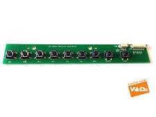 Cello c28227f-led 28 Pollici LED TV pulsante di funzione bordo chiave e28c6 F06 REV:00