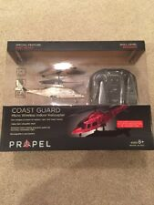 NEW! Propel Coast Guard Micro Wireless Indoor Helicopter (Gold) {4316}