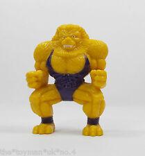 Monster in my Pocket - Wrestlers - W6 - Mane Man
