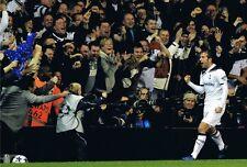 Signed Rafael Van Der Vaart Tottenham Hotspur Autograph Photo Holland Hamburg