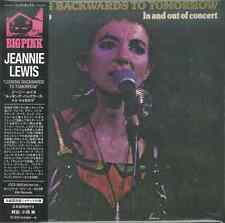 JEANNIE LEWIS-LOOKING BACKWARDS TO...-IMPORT MINI LP CD w/JAPAN OBI Ltd/Ed F83
