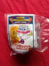 MCDONALD'S FOOD FUNDAMENTALS MILLY 1992  NIP