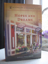 ~*Hopes And Dreams*~ Miracles of Marble Cove Guideposts HC Book Susan Page Davis