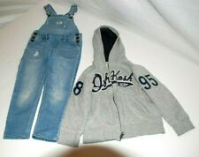 Osh Kosh Hooded Jacket And Coveralls