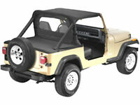 Soft Top Pavement Ends C339RJ for Jeep Wrangler TJ 1999 1997 1998 2000 2001 2002