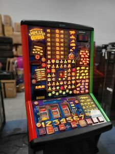FRUIT MACHINE - TEENAGE MUTANT NINJA GERBILS - £100 JACKPOT - NEW £1 READY