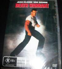 Death Warrant (Jean-Claude Van Damme) (Australia Region 4) DVD – New