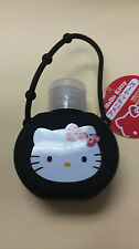 Sanrio Hello Kitty Pocketbac Antibacterial Shampoo Lotion Container Black