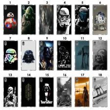 Star Wars Darth Vader Transparent Mobile Phone Cases/Covers