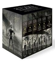 NEW Shadowhunters Mortal Instruments 6 Books Collection Cassandra Clare Gift Set