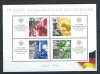 Allemagne RFA Bloc N°48** (MNH) 1999 - Cinquantenaire de la R.F.A