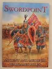 Swordpoint - Ancient and Medieval Wargame Rules Core Rulebook