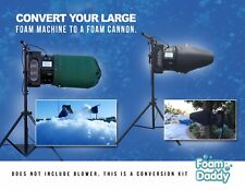 Foamdaddy Baby Foam Cannon Conversion Kit For Large Foam Machine American Made