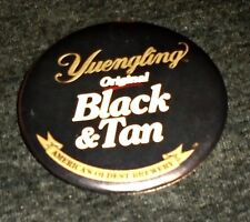 Rare Yuengling's Black & Tan Beer Original Beer Vintage Pinback Button