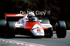 Niki Lauda McLaren MP4B Swiss Grand Prix 1982 Photograph