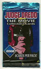 Judge Dredd Movie Trading Cards (Edge, 1995)