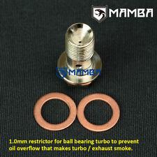 Speedflow Steel Metric M12 x 1.25 Thread 300 Series Banjo Bolt 302-04