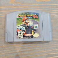 Mario Kart 64 N64 Nintendo Cartridge Game Only Racing USA