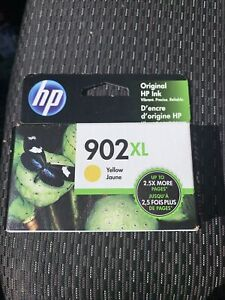 HP 902XL (T6M10AN) Yellow Ink Cartridge