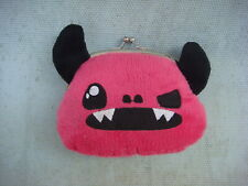 So So Happy Animations Plush Coin Purse Nwot