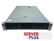 Hp Dl380 G9, 2x 2.2Ghz E5-2698v4 20-Core, 64Gb to 512Gb Ram