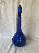 Blue Genie Bottle