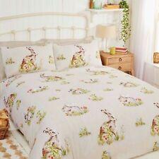 Rapport Country Bumpkins Woodland Animal Rabbit Squirrel Duvet Cover Bedding Set