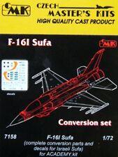 CMK 1/72 F-16I Sufa Conversion Set for Academy # 7158