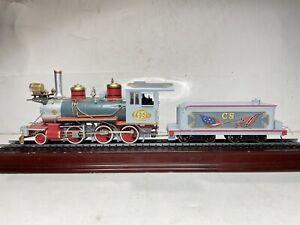 Bachmann Spectrum Ho Scale On30 Hawthorne Village Civil War Confederate Engine