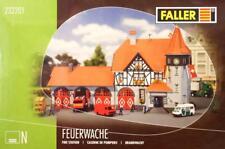 Faller 232201 N - Feuerwache NEU & OvP