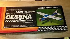 Vintage Thunder Tiger Semi-Scale Cessna 177 Mark-II Radio Control Model Aircraft