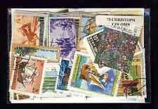 Christophe Colomb - Christopher Colombus 75 timbres différents oblitérés