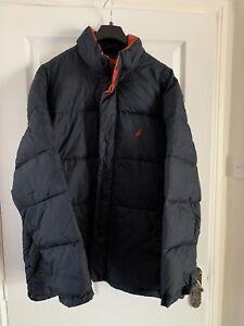 Men's Nautica 83 Downs/Feather Jacket XL