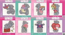 DMC Me to You-Set completo di 8 Tatty Teddy MINI KIT PUNTO CROCE (BL1070)