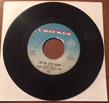 "Bobby Moore's Rhythm Aces Go Ahead And Burn/ Try My Love Again 45 Rpm 7"" Vinyl"