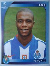 Panini 412 pele FC Porto uefa cl 2008/09