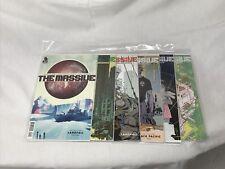 The Massive Comic Series from Brian Wood & Dark Horse, Vol 1-5, 7