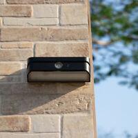 PIR Solare Power Motion Sensor Lampada da giardino Luce esterna impermeabile